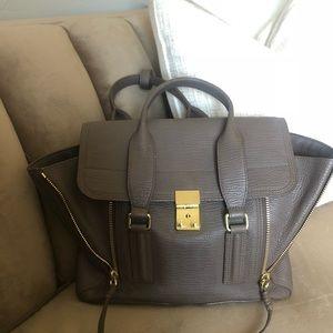 Philip Lim Medium Pashli Bag Taupe